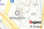 Схема проезда до компании Ангельские кухни в Москве