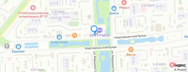улица Маршала Голованова