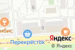 Схема проезда до компании Ноббаро в Москве
