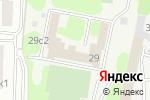 Схема проезда до компании Кайван Додзе в Москве