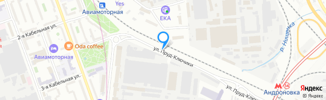 улица Пруд-Ключики