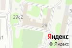 Схема проезда до компании Дракон в Москве
