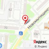 Магазин цветов на Новомытищинском проспекте