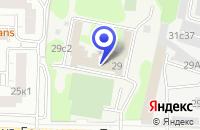 Схема проезда до компании ПУЛЕВОЙ СТРЕЛЬБЕ ПО ГРЕБЛЕ ДЮСШОР в Москве