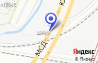 Схема проезда до компании АВТОСЕРВИСНОЕ ПРЕДПРИЯТИЕ ЕВРО МОТОРС в Москве