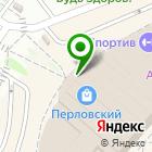 Местоположение компании Рыбалка+