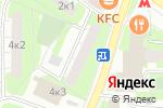 Схема проезда до компании Eka-drive в Москве