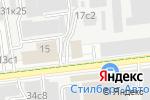 Схема проезда до компании MATRЁSHKA в Москве