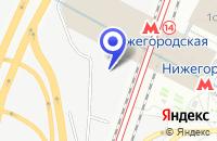 Схема проезда до компании АВТОСЕРВИСНОЕ ПРЕДПРИЯТИЕ ДРУК в Москве