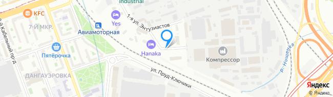 улица Энтузиастов 2-я