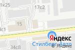 Схема проезда до компании ИН-МАРКЕТИНГ в Москве