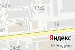 Схема проезда до компании Адвокатские кабинеты Кузнецова С.В. и Кузнецовой И.С. в Москве