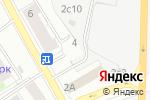 Схема проезда до компании Оконный сервис в Москве