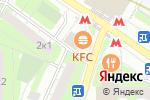 Схема проезда до компании Пирамидка в Москве