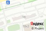 Схема проезда до компании МосСпецСервис в Москве