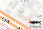 Схема проезда до компании ЭЛМИКСТ в Москве