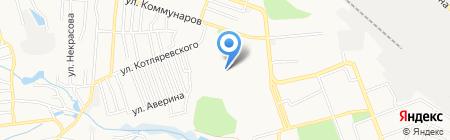 Донецкая специальная общеобразовательная школа-интернат I-II ступеней №17 на карте Донецка