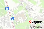 Схема проезда до компании Финсмарт в Москве