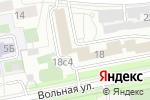 Схема проезда до компании Феникс в Москве