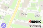 Схема проезда до компании Диона в Москве