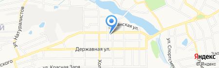 Liren на карте Донецка