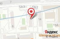 Схема проезда до компании Продюсерский Центр Ферст в Москве