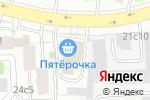 Схема проезда до компании ИПС в Москве