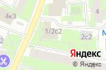 Схема проезда до компании Салон-парикмахерская в Москве