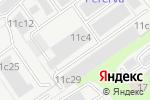 Схема проезда до компании Кенвик в Москве