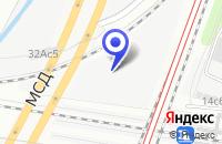 Схема проезда до компании ТФ СПЕЦ-ГРУПП в Москве