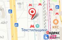 Схема проезда до компании Здоровье на дом в Москве
