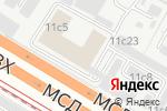 Схема проезда до компании Emka Fashion в Москве