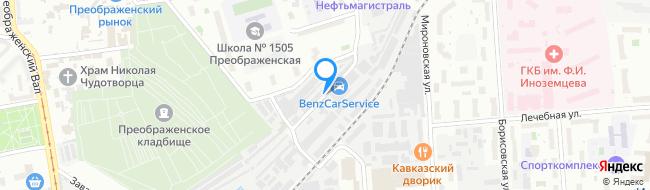 Проектируемый проезд N 951