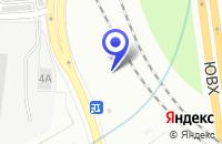 Схема проезда до компании ТЕХНИЧЕСКИЙ ЦЕНТР РЕМОНТ ШИН в Москве