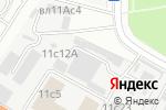 Схема проезда до компании ЭЛСИ в Москве