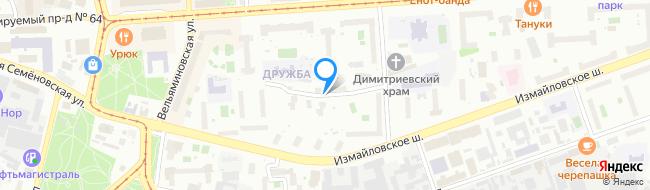 улица Благуша