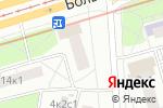 Схема проезда до компании Панинтер в Москве