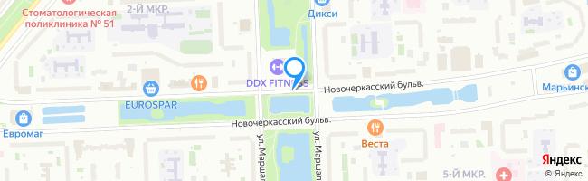 Новочеркасский бульвар