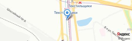 Серегина.ру на карте Москвы