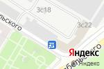 Схема проезда до компании Технопищесервис в Москве