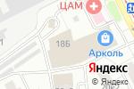 Схема проезда до компании Экономикс в Москве
