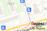 Схема проезда до компании Наша мама в Москве