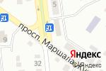 Схема проезда до компании Мебель студия, салон, ЧП Соловьева О.В. в Донецке