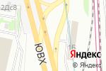 Схема проезда до компании Черепаха в Москве