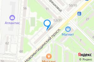 Снять комнату в Мытищах Новомытищинский пр-т, 52
