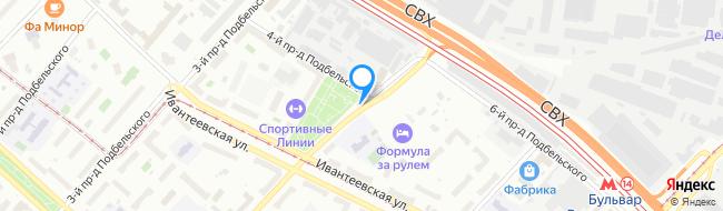 проезд Подбельского 5-й