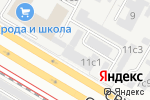 Схема проезда до компании СпортСтройМонтаж в Москве