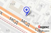 Схема проезда до компании АПТЕКА ВОСК+ в Москве