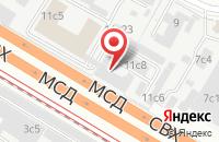 Схема проезда до компании Природоведение и Школа в Москве