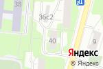Схема проезда до компании ТехноЭко в Москве